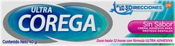 Crema Adhesiva Corega Para Prótesis Dental 40 g