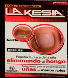 Lakesia Solución 3 mL (30 mg)