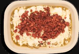 Chilaquiles con Papas C/Chorizo