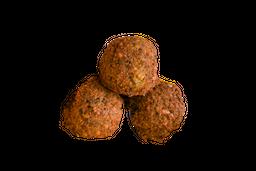 Tres Bolas de Falafel