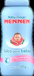 Talco Mennen Baby Magic 100 g