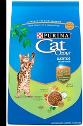 Alimento Para Gato Cat Chow Gatito Nature Defense 1.3Kg
