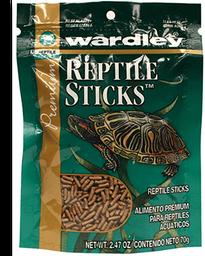 Alimento Reptile Sticks Para Reptiles Acuáticos 70 g