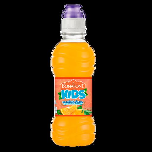 Agua Bonafont Kids Bebida Bonafont Kids Naranja