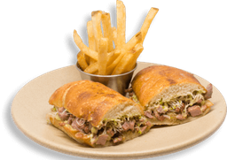 London Broil Sandwich