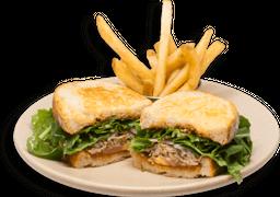 Sándwich de Pato