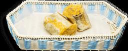 Burrito Camarón y Vegetales