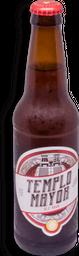 Cerveza Templo Mayor Roja Ale 355 ml