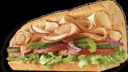 Sándwich de Jamón de Pavo Sub 15 cm