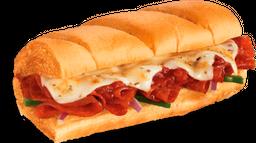 Sándwich Pizza Pepperoni Sub 15 cm