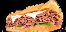 Sándwich de Carne y Queso Sub 15 cm
