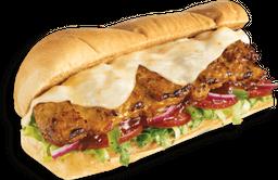 Sándwich de Costillas BBQ Sub 15 cm