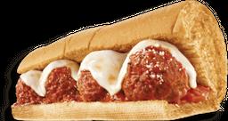 Sándwich de Albóndigas Sub 15 cm