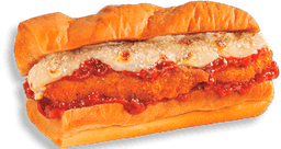 Sándwich Subway Pollo Parmesano 30 cm