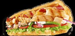 Sándwich Chicken & Bacon Ranch 30 cm