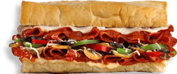 Pizzawich de Peperoni