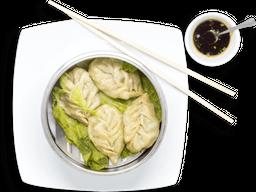 Dumpling de Salmón