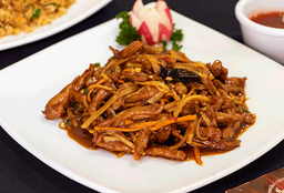 Filete Szechuan