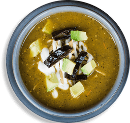 15% OFF Sopa de Tortilla