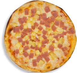 Pizza Mediana Hawaiana