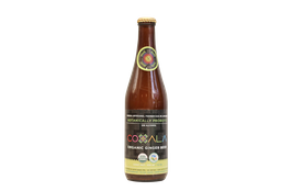 Cerveza de Jengibre