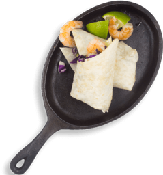 Burrito de Camarón