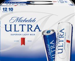 Cerveza Michelob Ultra Light Lata 355 mL x 12