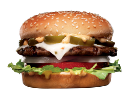 Double Jalapeño Burger