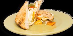 Sándwich de Alambre de Vegetales