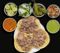 Orden 3 Tacos