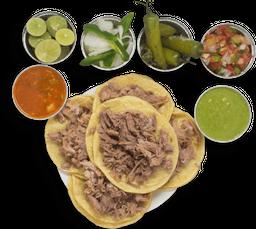 Orden 5 Tacos