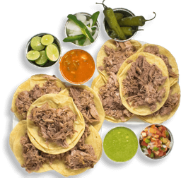 Orden 10 Tacos