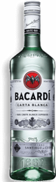 Ron Bacardí Carta Blanca Superior 750 mL