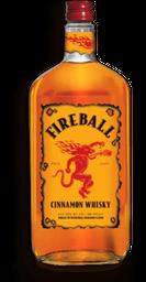 Whisky Fireball Cinnamon Botella 750 mL