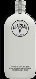 Mezcal Alacrán Autentico Joven 750 mL