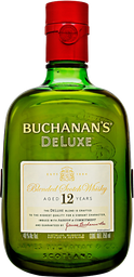 3x2 Whisky Buchanans 12 años 750 mL