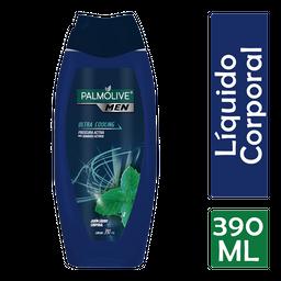Jabón Corporal Palmolive Men Ultra Cooling 390 mL
