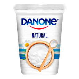 Yoghurt Natural Danone 900G