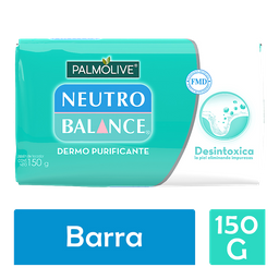 Jabón de Tocador Palmolive Neutro Balance Dermo 150 g