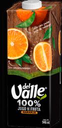Jugo Del Valle 100% de Naranja 946 mL