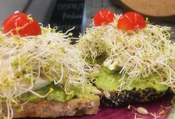 Energy Avocado Toast
