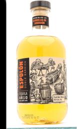 Tequila Espolon Añejo 750 ml