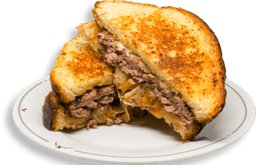 Hamburguesa Patty Melt