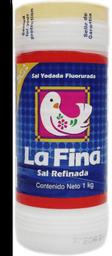 Sal La Fina Refinada 1 Kg