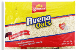 Granvita Avena Natural e Integral