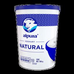 Yoghurt Alpura Natural sin Azúcar 900 g