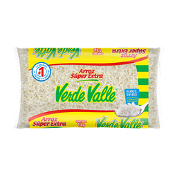 Verde Valle Arroz Súper Extra