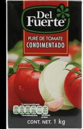 Puré de Tomate Del Fuerte Condimentado 1 Kg