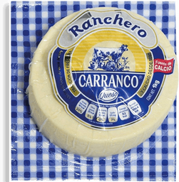 Queso Carranco Ranchero 1 Kg