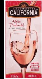 Vino Rosado California White Zinfandel  1 L